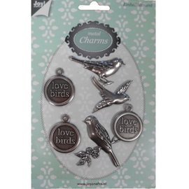 Docrafts / Papermania / Urban Metal Charms
