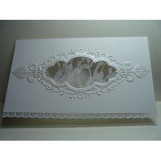 Marianne Design Poinçonnage et gaufrage modèle: cadre décoratif vintage Anja