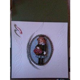 Komplett Sets / Kits Complete craft kit for designing 3 cards!