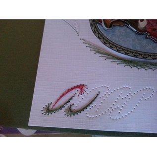 Komplett Sets / Kits Compleet knutselpakket voor het ontwerpen van 3 kaarten!