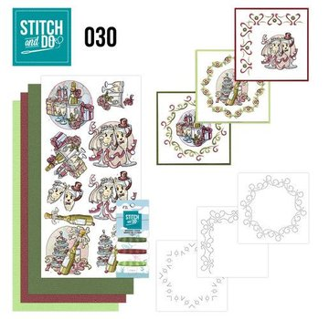 Komplett Sets / Kits Complet Bastelset per la progettazione di 3 carte!