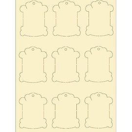 Pronty carton souple, vendange 9s Set