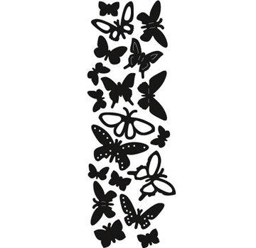 Marianne Design Punzonatura e goffratura modello: Farfalle