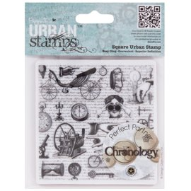 Docrafts / Papermania / Urban Rubber stamp, numéro: Chronologie