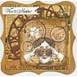 Docrafts / Papermania / Urban Gummi Stempel, Thema: Chronology