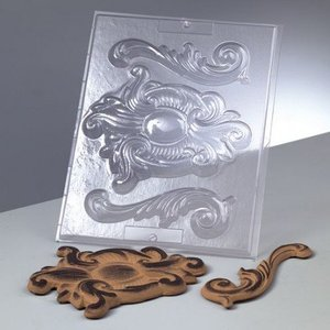 GIESSFORM / MOLDS ACCESOIRES Relief Type: Pynt