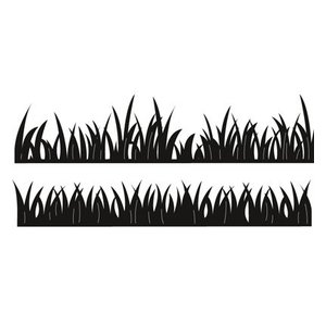 Marianne Design Stempelen en embossing stencil, gras