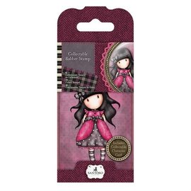 Gorjuss / Santoro Mini stamp, Santoro no. 5: Ladybug