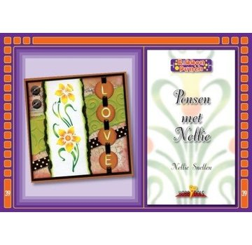 Bücher, Zeitschriften und CD / Magazines Bastelbuch topic: Ponsen met Nellie