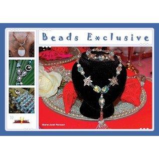 Bücher, Zeitschriften und CD / Magazines Perlenbuch 21 x 15cm, Beaded Exclusive