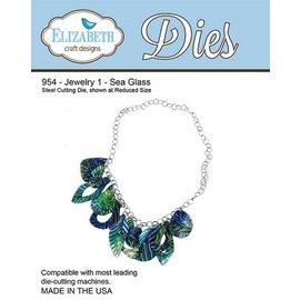 Taylored Expressions Ponsen en embossing sjablonen: juwelen ornamenten