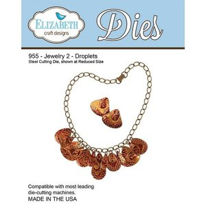 Taylored Expressions New: cutting and embossing stencils: jewelry ornaments