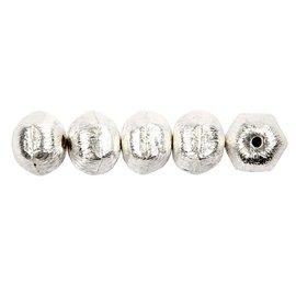Schmuck Gestalten / Jewellery art Exklusive Perle mit transversalem Loch, D: 10 mm, Lochgröße 1 mm