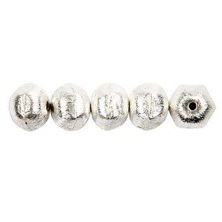 Schmuck Gestalten / Jewellery art Exclusieve kraal met dwars gat, D: 10 mm, gatgrootte 1 mm