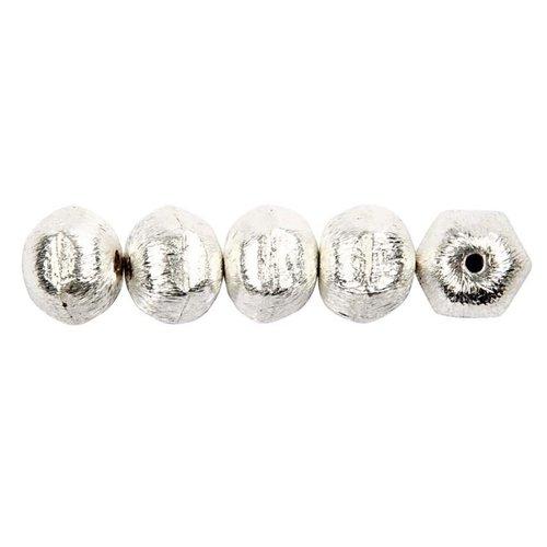 Schmuck Gestalten / Jewellery art perle exclusive avec trou transversal, D: 10 mm, la taille du trou de 1 mm