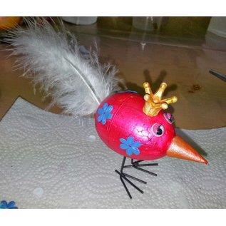 BASTELZUBEHÖR, WERKZEUG UND AUFBEWAHRUNG Chick feet, 2 pieces