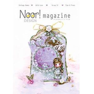 Bücher, Zeitschriften und CD / Magazines Noor revue nr.9
