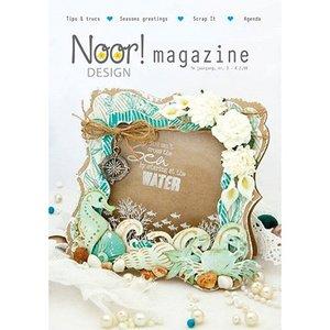 Bücher, Zeitschriften und CD / Magazines Noor revue nr.3