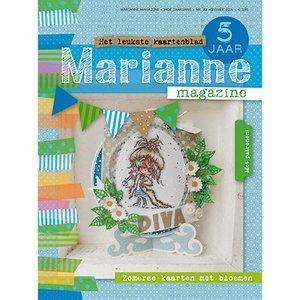 Bücher, Zeitschriften und CD / Magazines Magazine, Marianne 22
