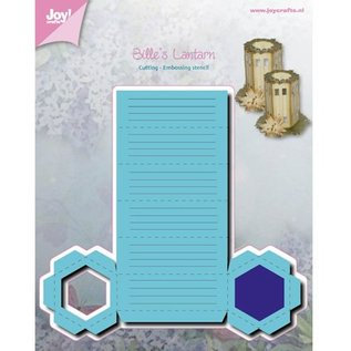 Joy!Crafts / Jeanine´s Art, Hobby Solutions Dies /  Punching and embossing templates: Lantern