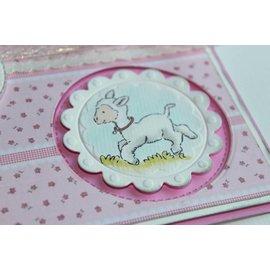 Joy!Crafts / Jeanine´s Art, Hobby Solutions Dies /  Gennemsigtige frimærker: forår, baby