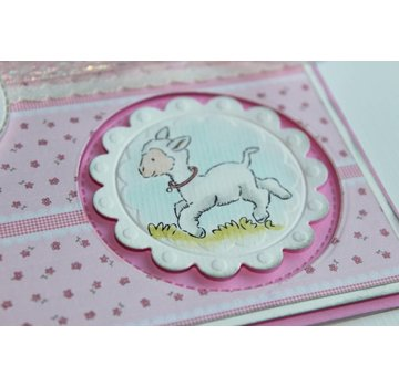 Joy!Crafts / Jeanine´s Art, Hobby Solutions Dies /  Transparent stamps: spring, baby