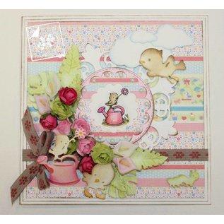 Joy!Crafts / Jeanine´s Art, Hobby Solutions Dies /  Transparante stempels: de lente, baby