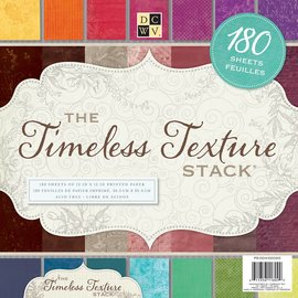 DCWV und Sugar Plum 180 sheets! Designer Block, the Timeless structure