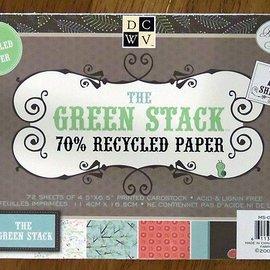 DCWV und Sugar Plum DCWV Designersblock, The Green Stack
