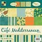 DCWV und Sugar Plum DCWV Designersblock, Café Mediterranean Matstack