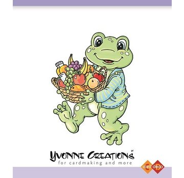 Yvonne Creations Yvonne Creations, Transparant Stempel