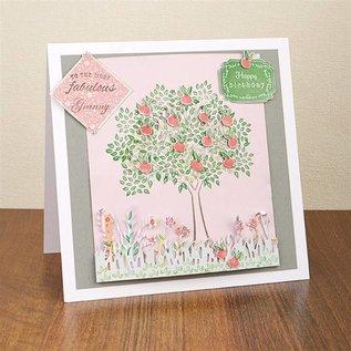Stempel / Stamp: Transparent I timbri trasparenti, costruire un albero