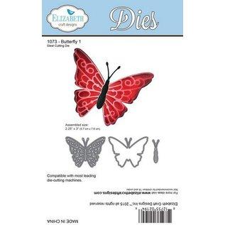 Taylored Expressions Snijden en embossingstencils: Vlinder