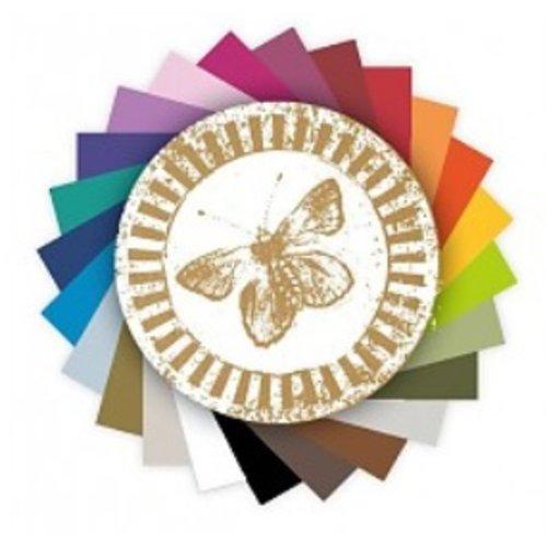AURELIE AURELIE, Designer paper collection, A4, 48 sheets