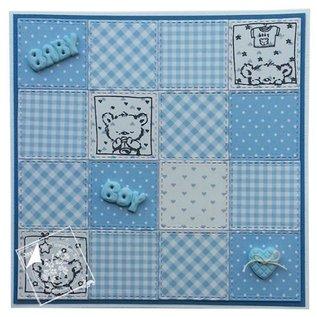 Joy!Crafts / Jeanine´s Art, Hobby Solutions Dies /  Transparant stempel: Baby