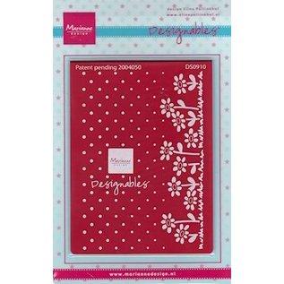 Marianne Design Stampen en Embossing stencil, Designables Patent Pending