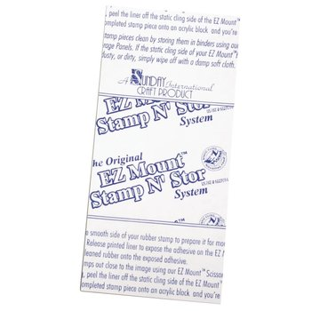 BASTELZUBEHÖR, WERKZEUG UND AUFBEWAHRUNG EZ Mount Foam unmounted stamp