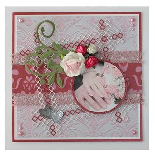 Joy!Crafts / Jeanine´s Art, Hobby Solutions Dies /  Cutting and embossing stencils, borders - lines