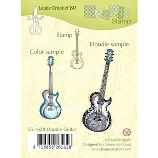 Stempel / Stamp: Transparent Transparante stempels, gitaar