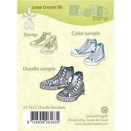 Stempel / Stamp: Transparent Tampons transparents, Sneakers