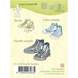 Stempel / Stamp: Transparent Transparent stamps, Sneakers