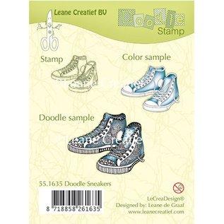 Stempel / Stamp: Transparent Transparante stempels, Sneakers
