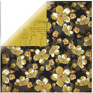 Designer Papier Scrapbooking: 30,5 x 30,5 cm Papier 1 arc ontwerper document, In the Attic - Boeken