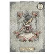 Karten und Scrapbooking Papier, Papier blöcke Designer block A4