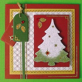 BASTELSETS / CRAFT KITS Christmas cards Bastelset