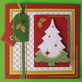 BASTELSETS / CRAFT KITS Tarjetas de Navidad Bastelset