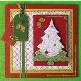 BASTELSETS / CRAFT KITS Weihnachtskarten Bastelset