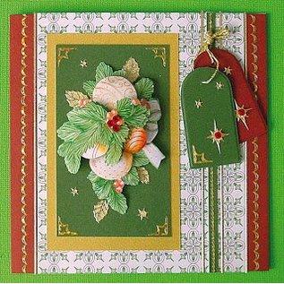 Weihnachtskarten Bastelset-LETZTE Packung!