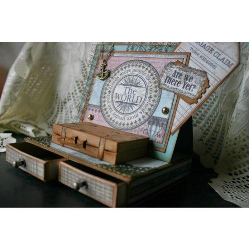 Heartfelt Creations aus USA Couper et gaufrer pochoir, sacs et étiquettes
