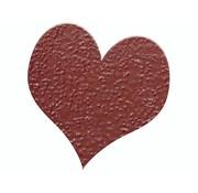 FARBE / STEMPELKISSEN Embossing Puder 10g glitter rubin rot